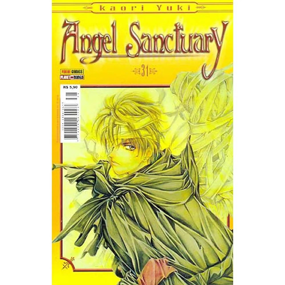 Angel Sanctuary - Volume 31 - Usado