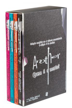 Another 1 ao 4 + Another 0 - Coleção Completa - Box