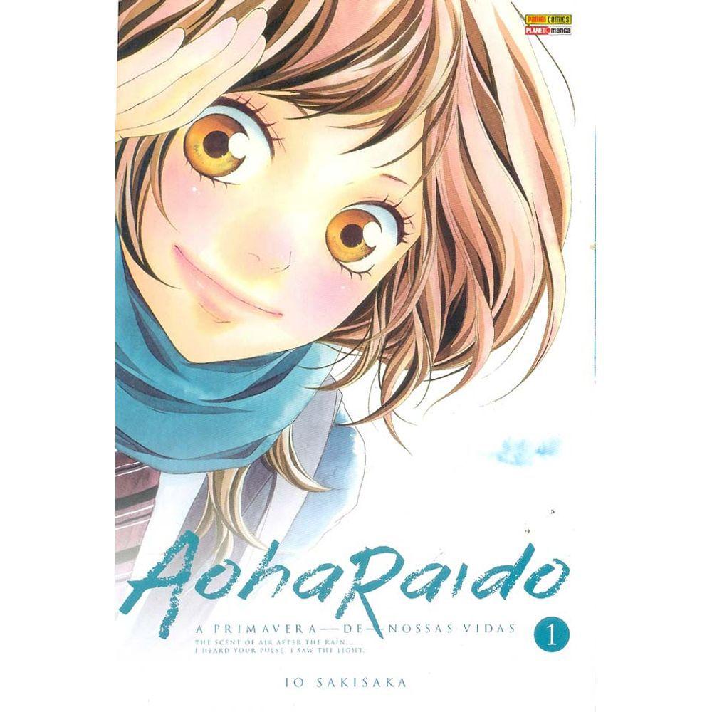 AohaRaido - Volumes Avulsos