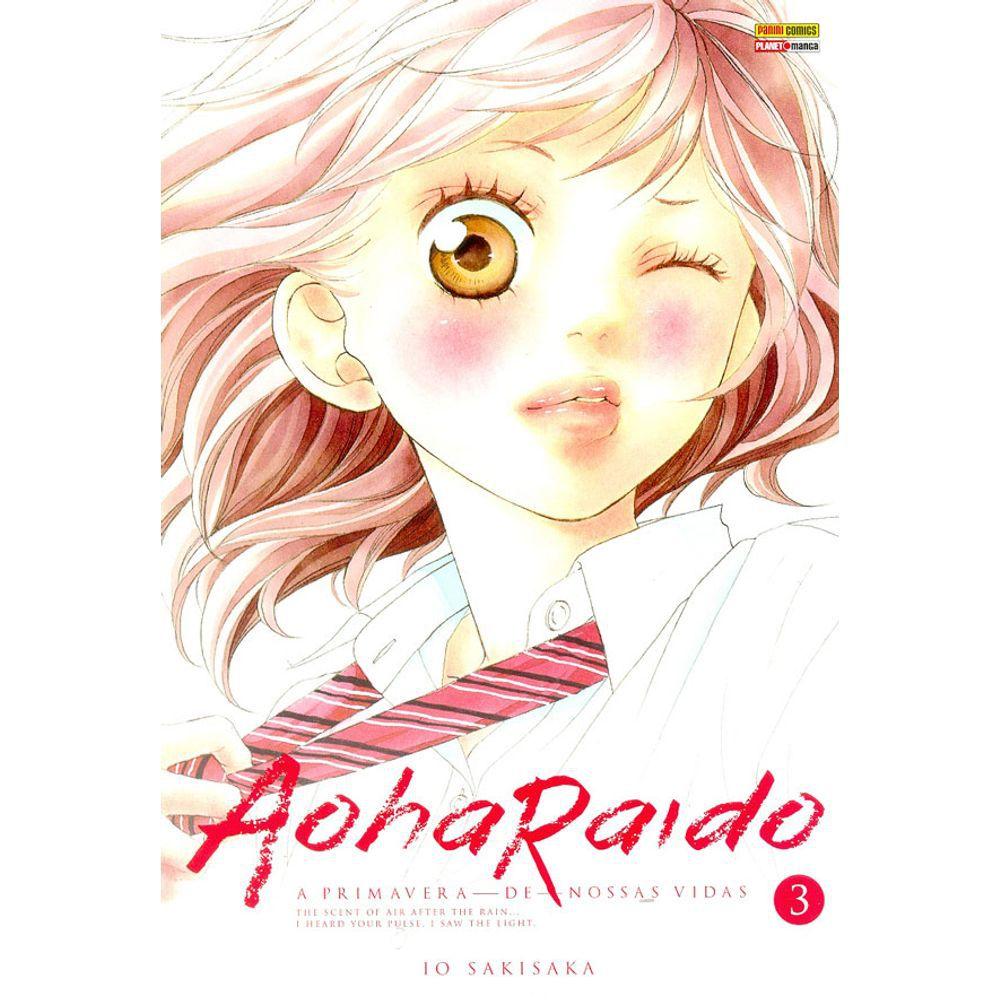 AohaRaido - Volume 03 - Usado