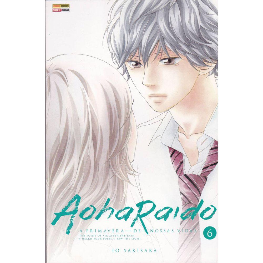AohaRaido - Volume 06 - Usado