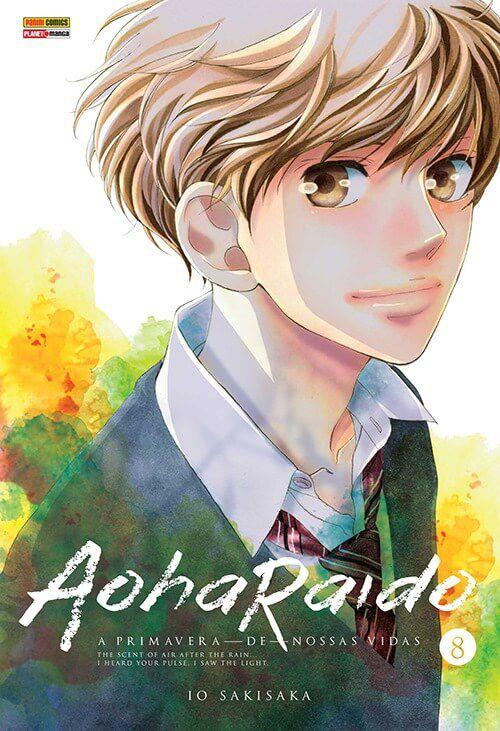 AohaRaido - Volume 08