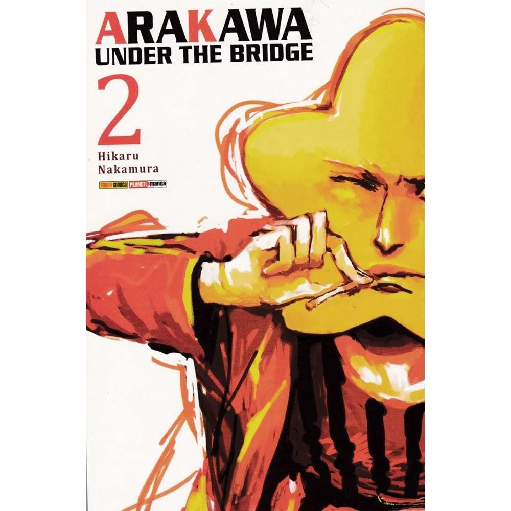 Arakawa Under The Bridge - Volume 02