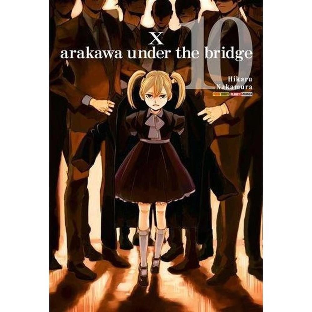 Arakawa Under The Bridge - Volume 10