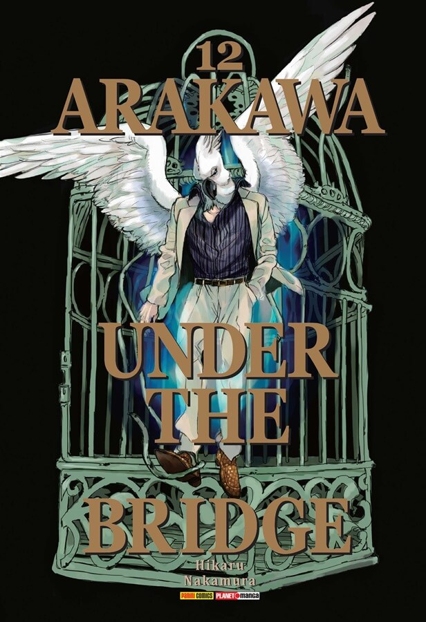 Arakawa Under The Bridge - Volume 12