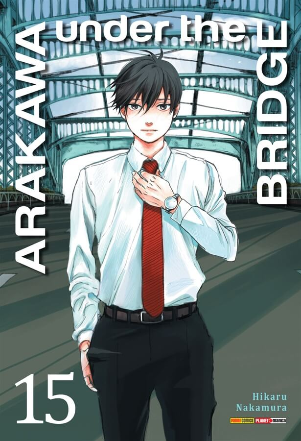 Arakawa Under The Bridge - Volume 15