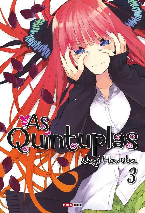 As Quíntuplas - Volume 03