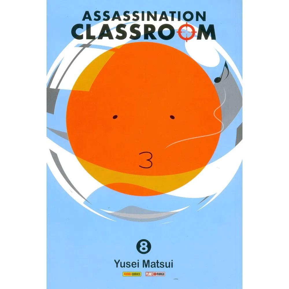 Assassination Classroom - Volume 08 - Usado