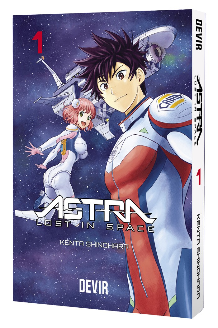 Astra Lost In Space - Volume 01