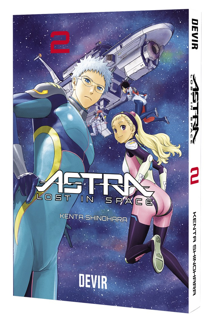 Astra Lost In Space - Volume 02