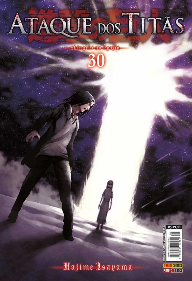 Ataque dos Titãs / Shingeki no Kyojin - Volume 30