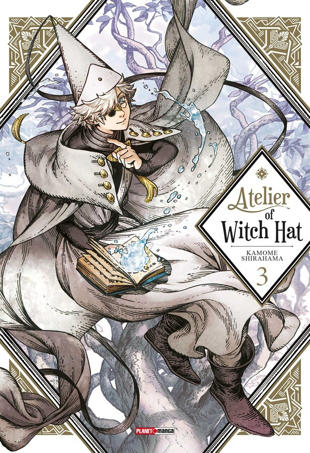 Atelier of Witch Hat - Volume 03