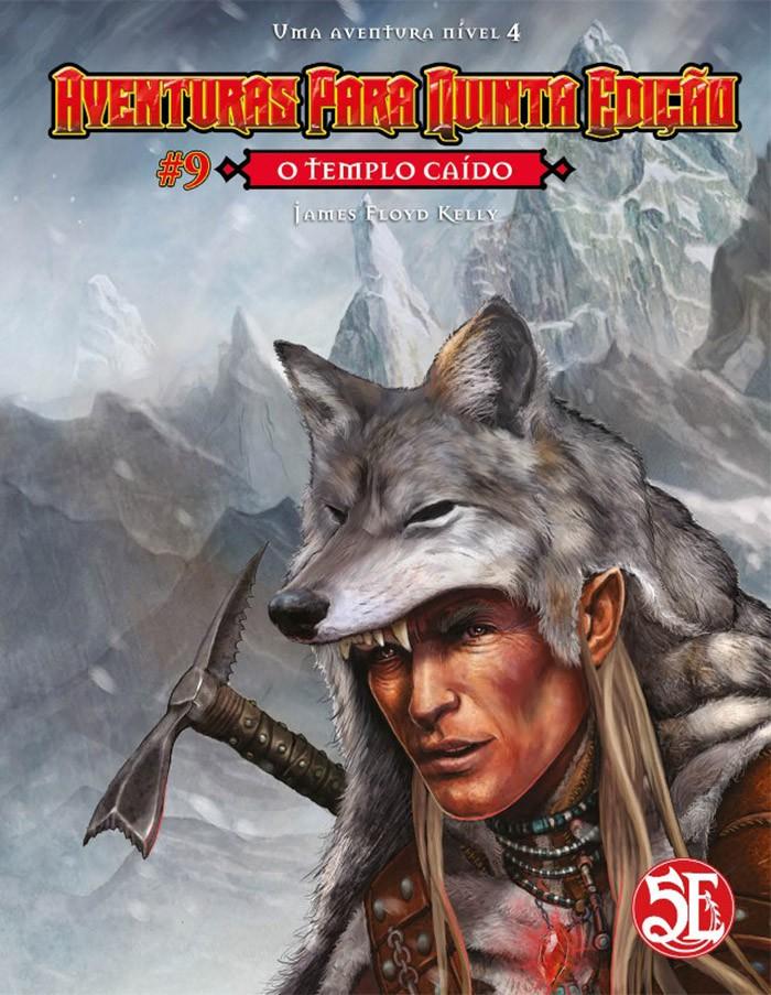 Aventuras para Quinta Edição - Volume 09 - O Templo Caído