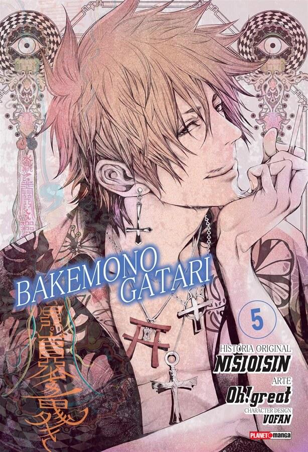 Bakemonogatari - Volume 05