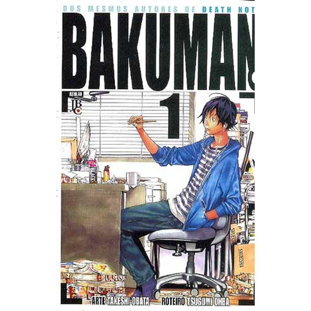 Bakuman - Volume 01 - Usado