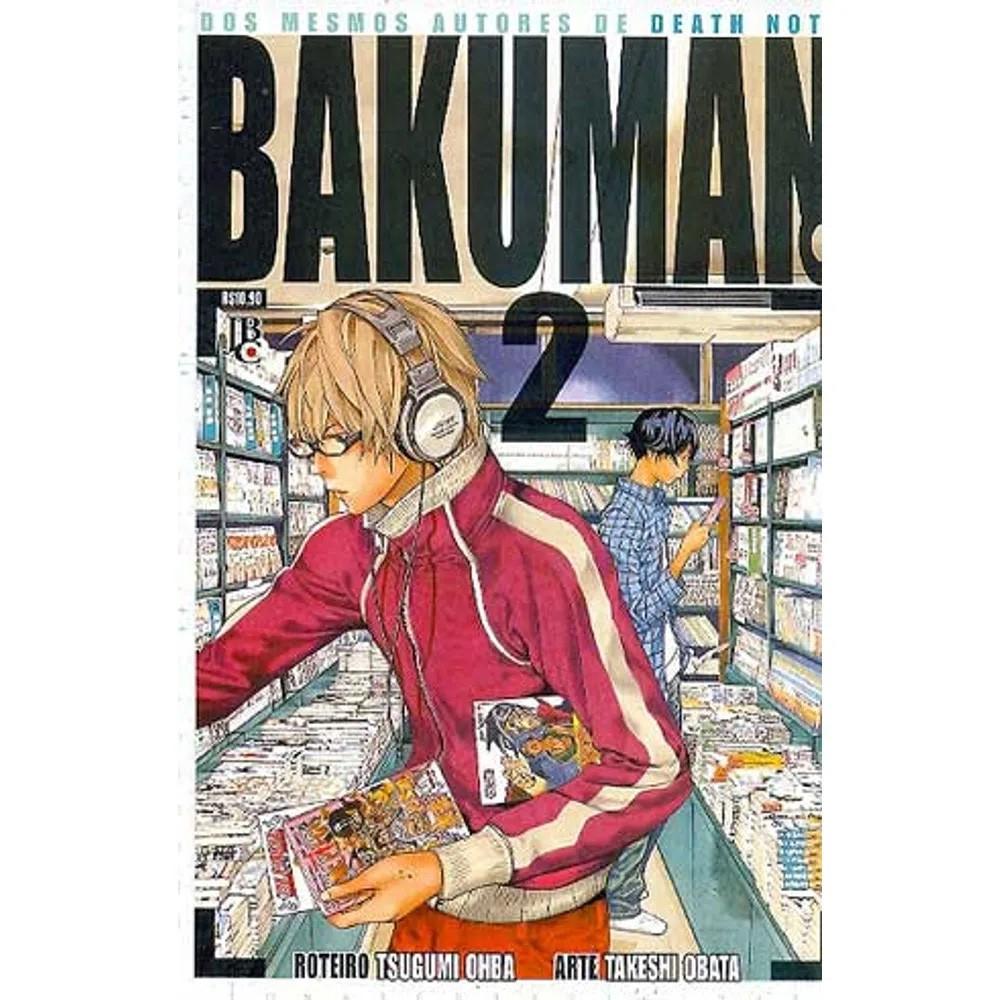Bakuman - Volume 02 - Usado