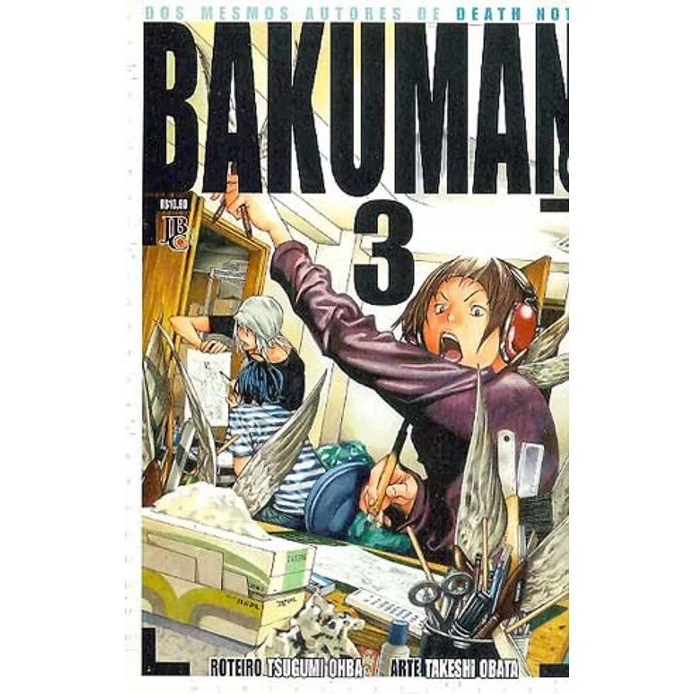Bakuman - Volume 03 - Usado