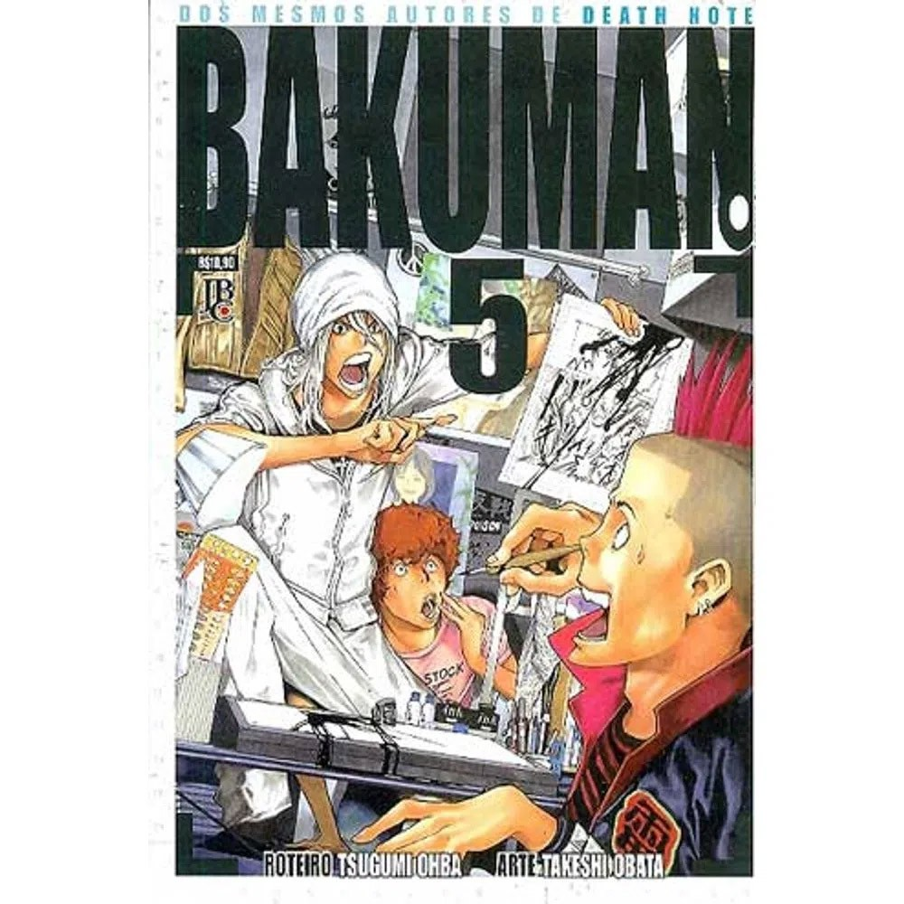 Bakuman - Volume 05 - Usado
