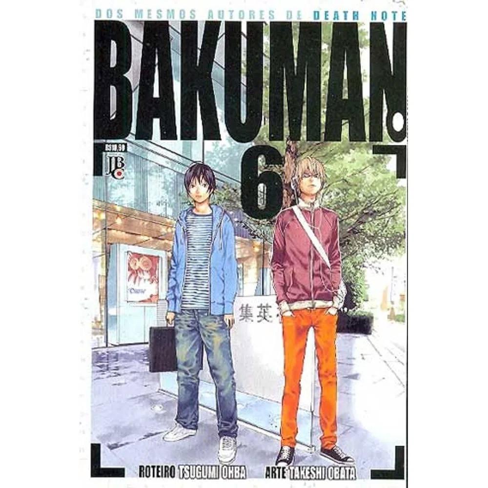 Bakuman - Volume 06 - Usado