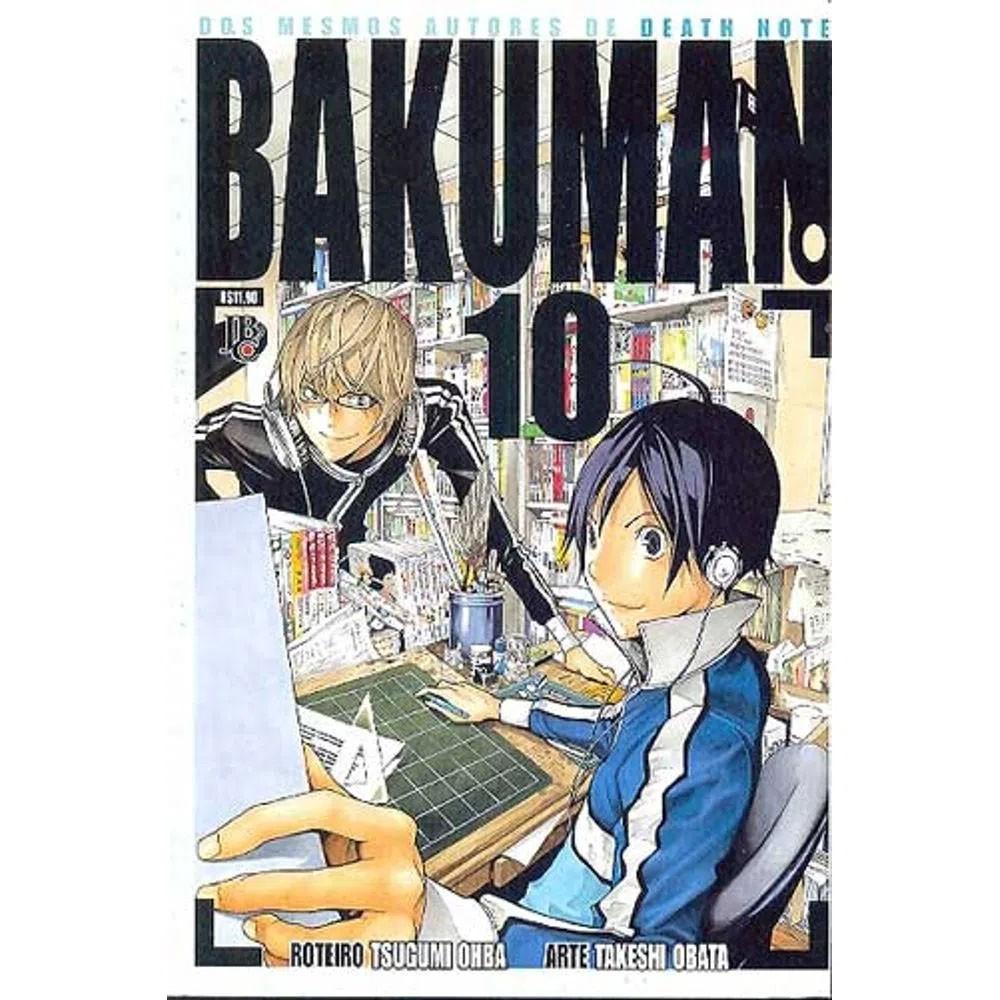 Bakuman - Volume 10 - Usado