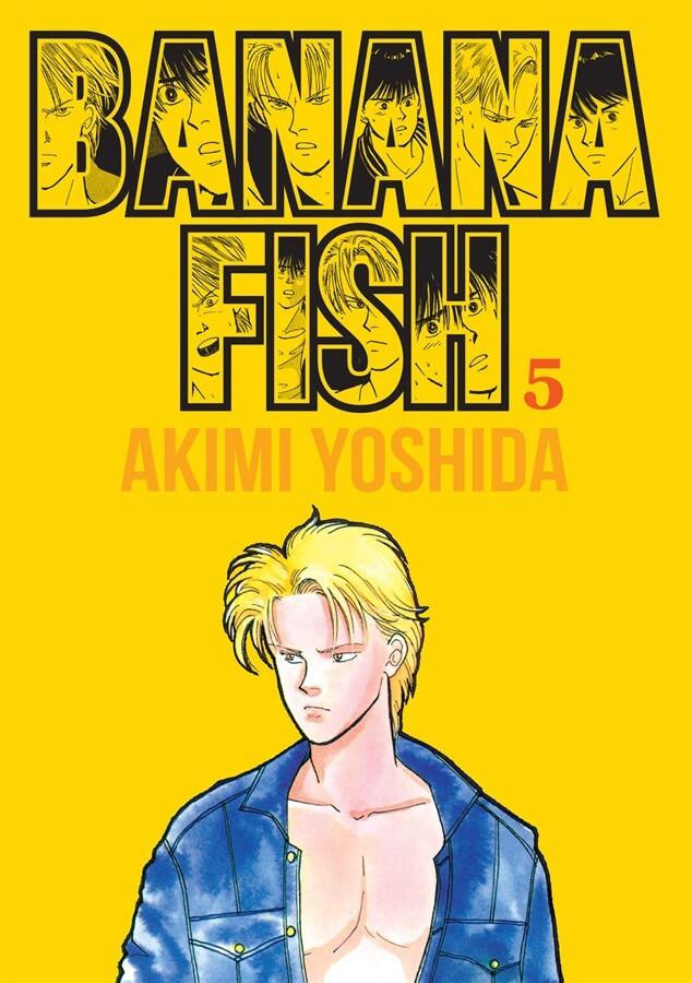 Banana Fish - Volume 05