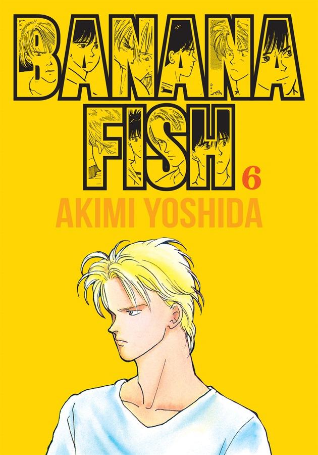 Banana Fish - Volume 06