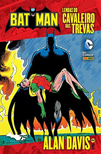 Batman Lendas do Cavaleiro das Trevas Alan Davis Volume 2
