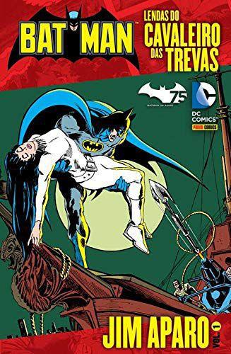Batman Lendas do Cavaleiro das Trevas Jim Aparo - 1 ao 4