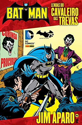 Batman Lendas do Cavaleiro das Trevas Jim Aparo Volume 2