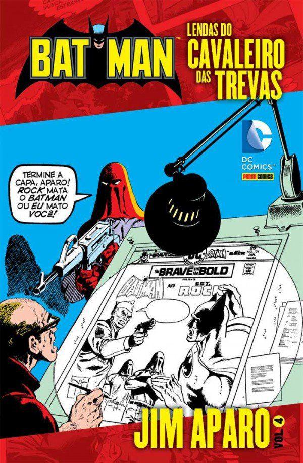 Batman Lendas do Cavaleiro das Trevas Jim Aparo Volume 4