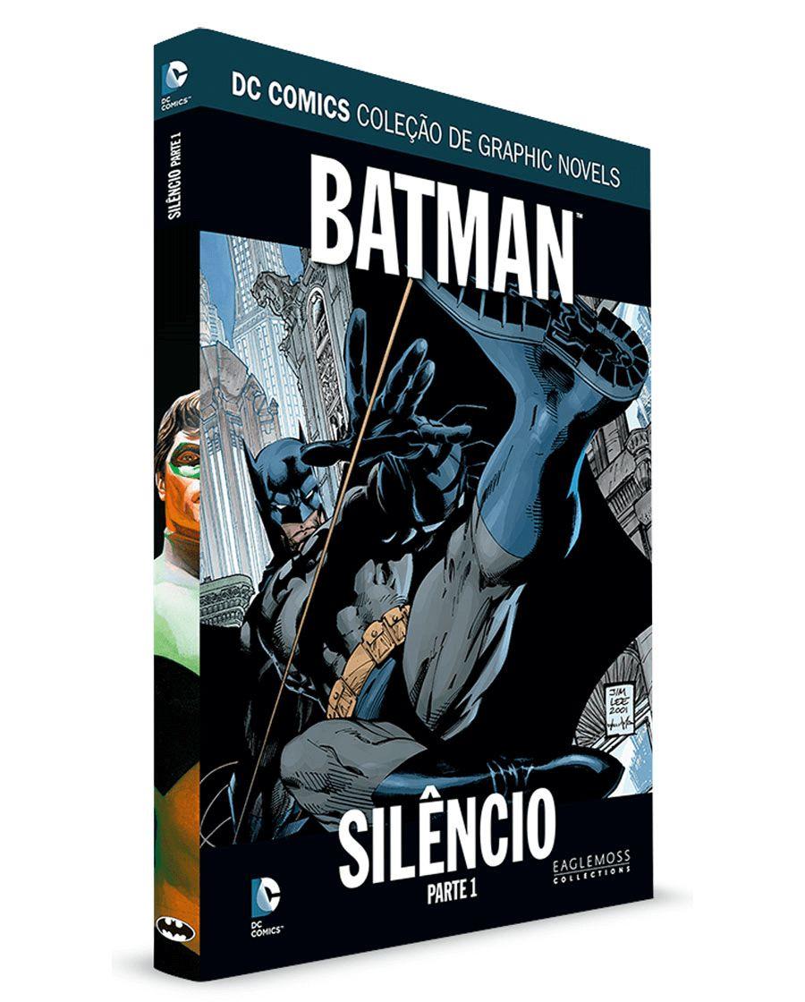 Batman Silêncio Volume 1