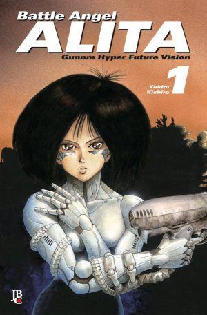 Battle Angel Alita - Gunnm Hyper Future Vision - Volume 01