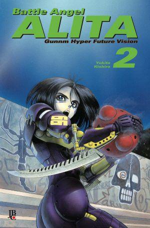 Battle Angel Alita - Gunnm Hyper Future Vision - Volume 02