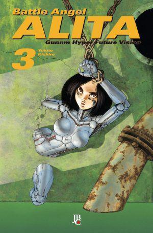 Battle Angel Alita - Gunnm Hyper Future Vision - Volume 03