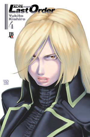 Battle Angel Alita - Gunnm Last Order - Volume 04