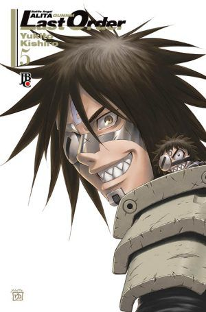Battle Angel Alita - Gunnm Last Order - Volume 05