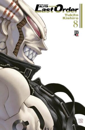 Battle Angel Alita - Gunnm Last Order - Volume 08