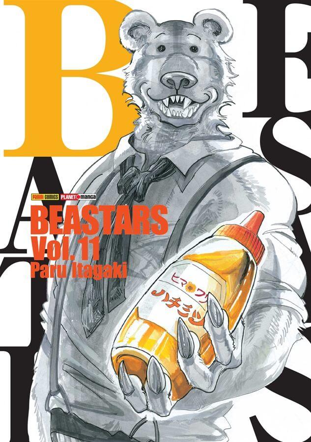 Beastars - Volume 11