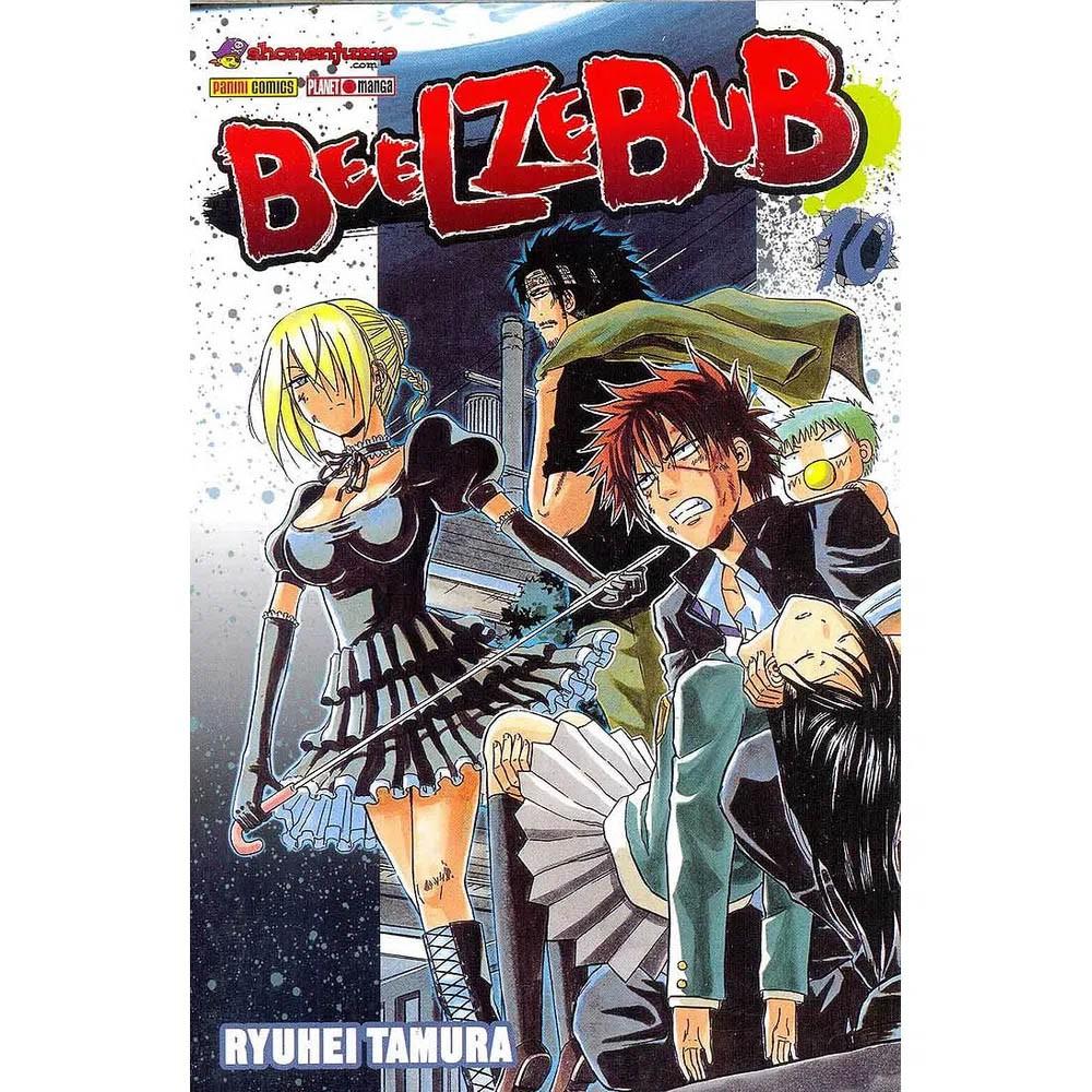 Beelzebub - Volume 10 - Usado