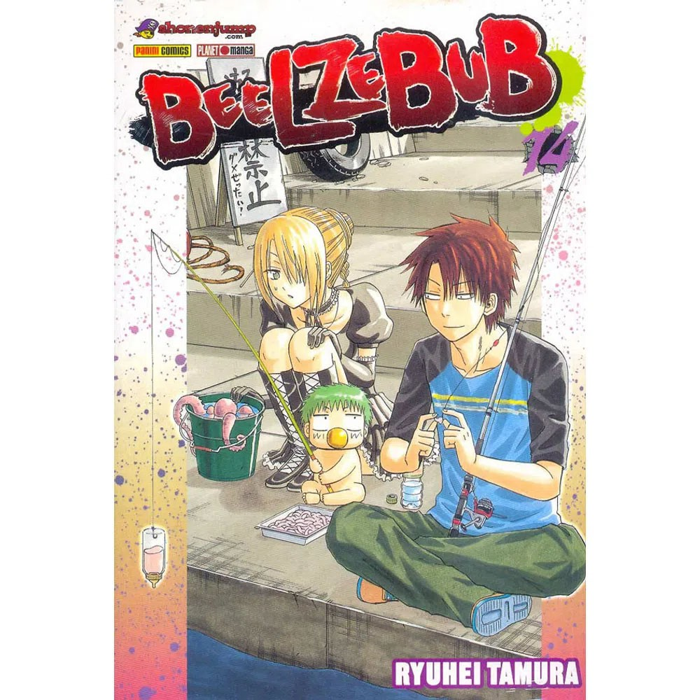 Beelzebub - Volume 14 - Usado