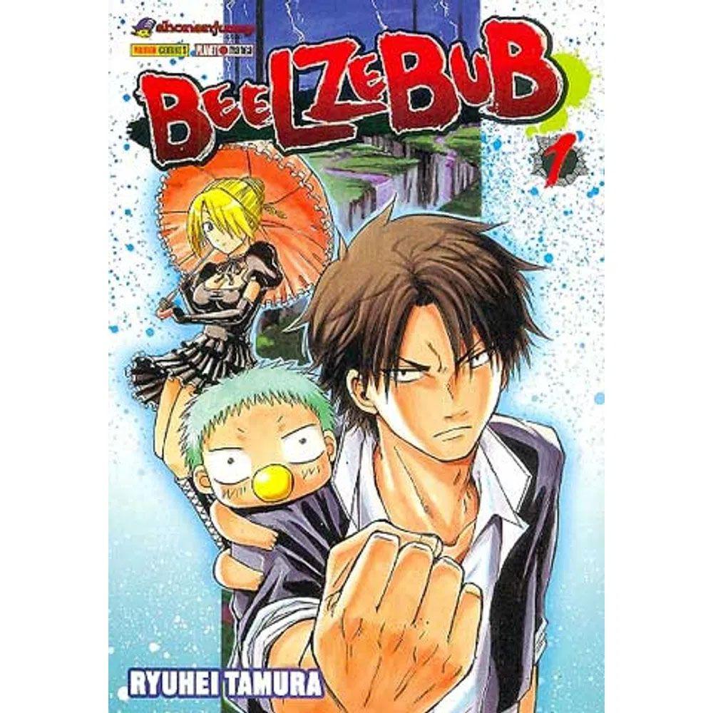 Beelzebub - Volume 01 - Usado