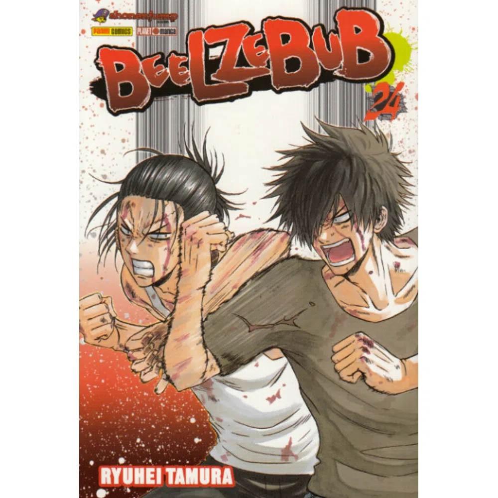 Beelzebub - Volume 24 - Usado