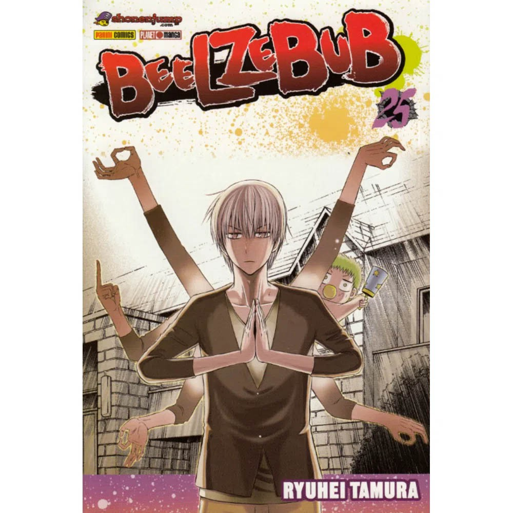 Beelzebub - Volume 25 - Usado