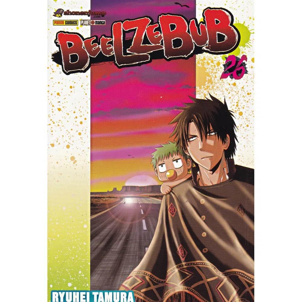 Beelzebub - Volume 26 - Usado