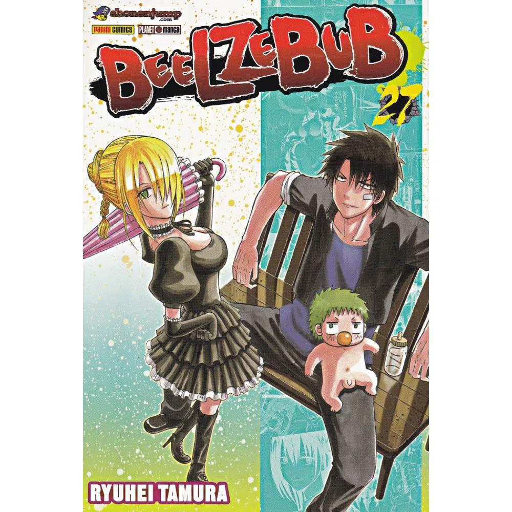 Beelzebub - Volume 27 - Usado