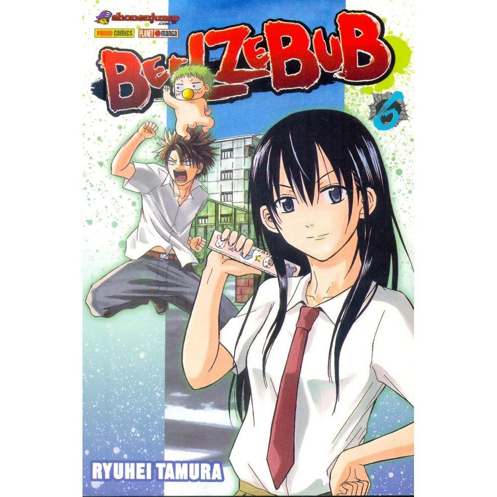 Beelzebub - Volume 06  - Usado