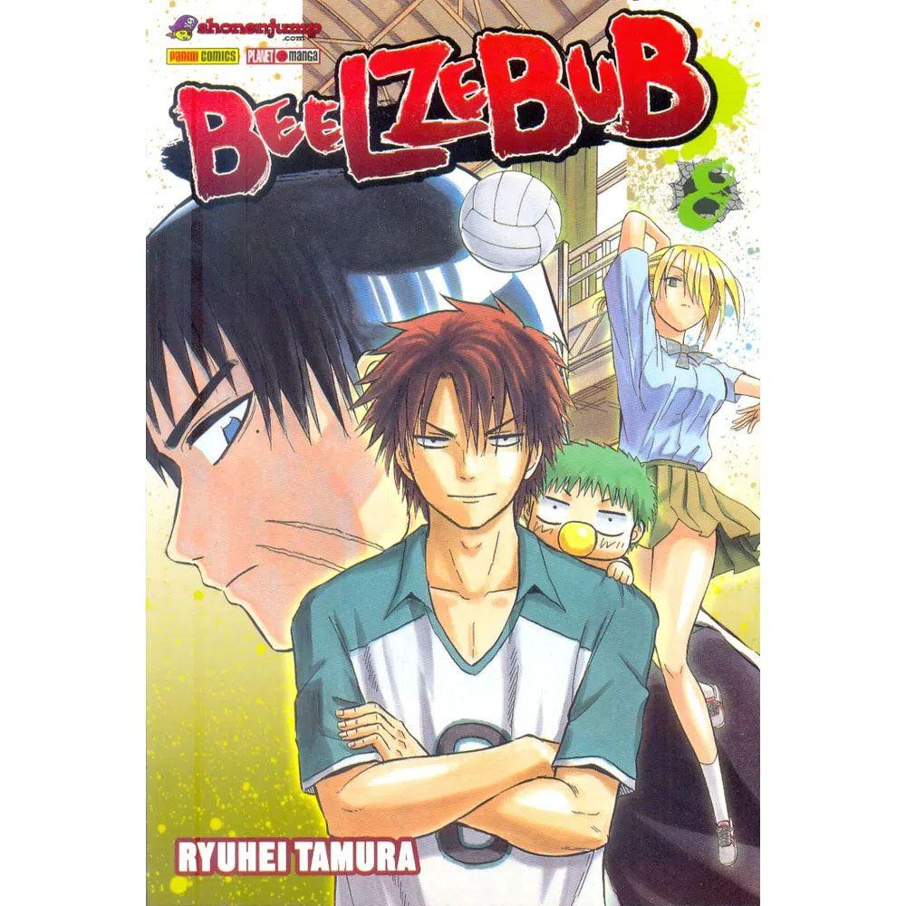 Beelzebub - Volume 08  - Usado