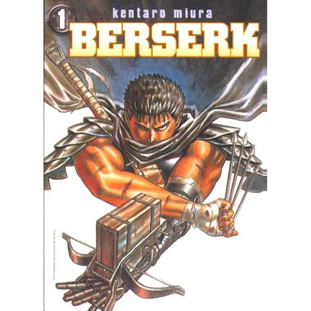 Berserk - 1ª Edição - Volume 01 - Usado