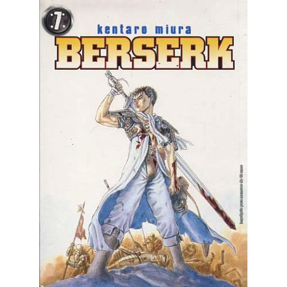 Berserk - 1ª Edição - Volume 07 - Usado