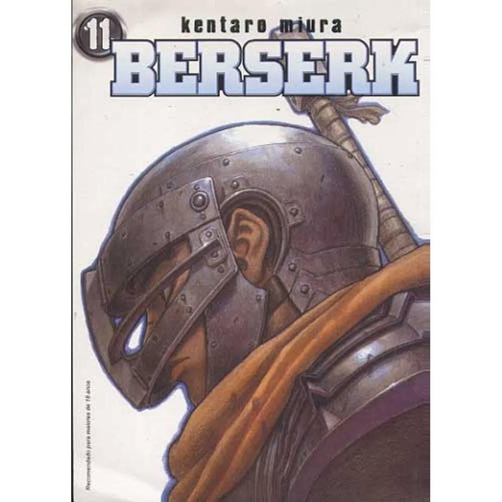 Berserk - 1ª Edição - Volume 11 - Usado